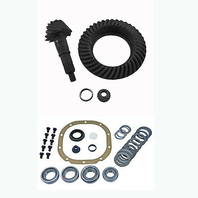 """Ford Racing Mustang 8.8"""" 4.10 Rear End Ring & Pinion Gears w/ Installation Kit"""
