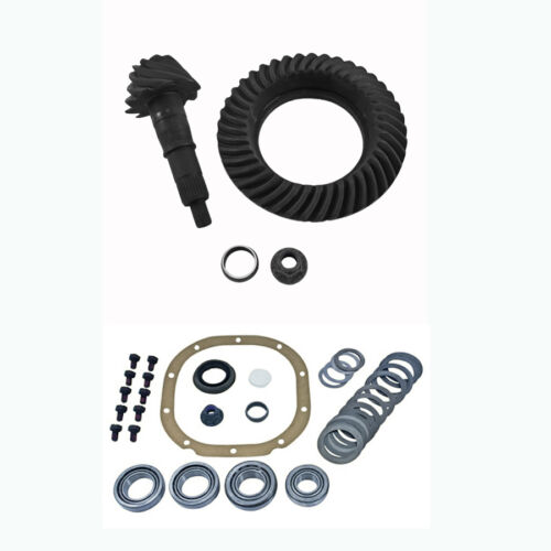 """1986-2014 Mustang Ford Racing 8.8/"""" 3.73 Ring Pinion Rear End Gears w Install Kit"""