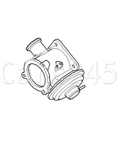 Genuine BMW 1 3 5 7 E87 E92 E93 E60 02-10 EGR Valve Exhaust Gas Recirculation