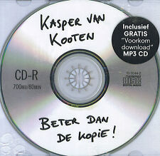 Kasper Van Kooten : Beter dan de kopie ! (CD + MP3 CD)