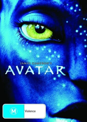 1 of 1 - Avatar (DVD, 2010) Region 4 PAL, VGC, Free Shipping...9321337114774