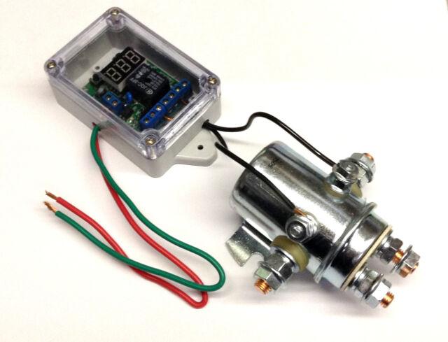 DIGITAL 10,000 440 Amp Solar / Wind charge controller 12 volt ADG type NO BASE