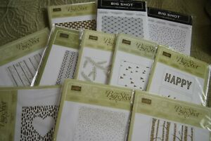 Stampin/' Up I do combine Shipping! Embossing Folders Sold Separately