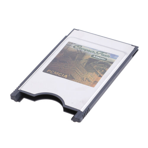 Compact flash CF to PC fard PCMCIA adapter cards reader for Notebook Laptop EP