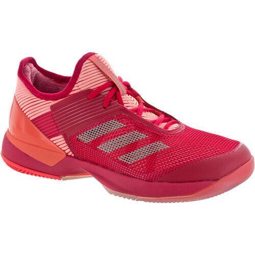 Adidas damen Girls Adizero Ubersonic 3 Tennis schuhe BY1616 UK 4.5 to 9.5