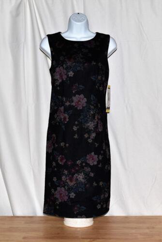 Mario Serrani Italy Modern Fit Unlined Shift Dress Comfort Stretch Knit NWT