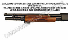 """REMINGTON 870 18.5"""" HOME DEFENSE SUPER BARREL AND +2 ROUND EXTENSION KIT (NEW)!"""