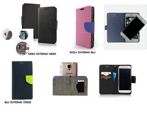 Custodia-UNIVERSALE-per-BRONDI-AMICO-Smartphone-Cover-LIBRO-STAND-portafoglio