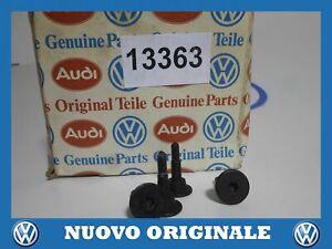 4 Pieces Screws Front Bumper Screws Original VW Passat 97