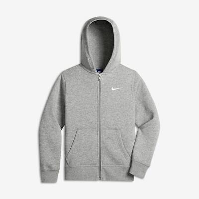 Enfants Nike Sportswear Polaire Fermeture Éclair Capuche