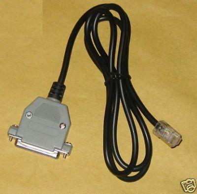 RIB Type Programming cable CDM1250 GM340 GM380 Pro5100