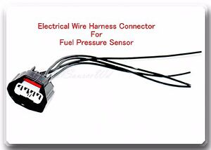 details about wire harness pigtail connector of fuel pressure sensor fits ford mercury lincoln  ford harness pigtail wiring #13