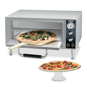 Waring WPO500 Single Deck Electric Countertop Pizza Oven ...