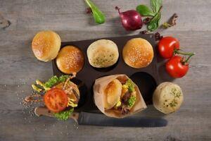 Lurch Rezeptheft Best of Burger 50 Seiten