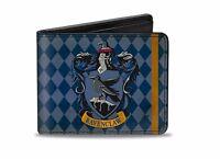 Harry Potter Ravenclaw Crest Officially Licensed Adult Bi-fold Wallet on sale