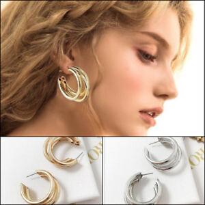 Gold Threader Pearl Earrings