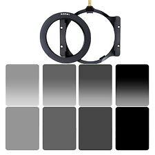 Gradual+Full Grey ND2+ND4+ND8+ND16 filter+67mm ring+Holder Kit For Cokin Z LEE