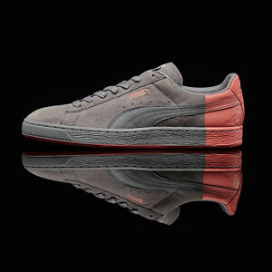 5701df8cd63e45 PUMA Suede x Staple size 13. 361617-03 Gray Pink NYC Pigeon Limited ...