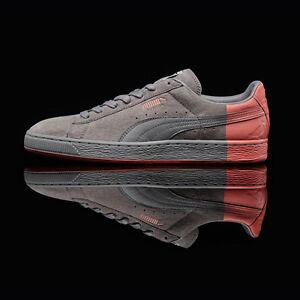 3710b6fdadfeb1 PUMA Suede x Staple size 13. 361617-03 Gray Pink NYC Pigeon Limited ...