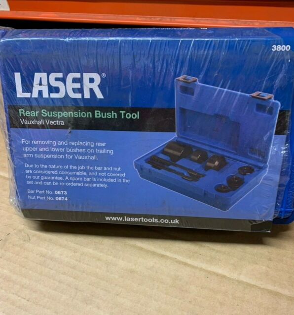 Laser 3800 Bush Removal Tool Vauxhall Vectra