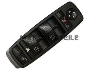 Fensterheberschalter Vorne Links 1698206610 Für Mercedes-Benz A B-Kla W169 W245