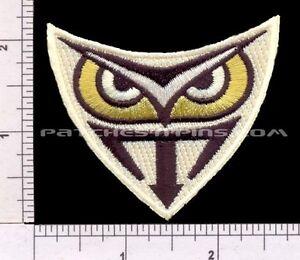 Blade Runner Tyrell Genetic Replicants Owl Logo Patch Loot
