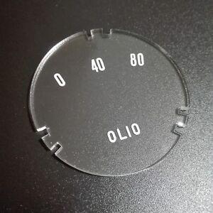 Reproduction-Internal-Lens-for-VEGLIA-Oil-Pressure-Gauge-Ferrari-250-GTO-GTE