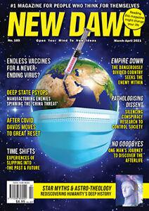 New Dawn Magazine 185 (Mar-Apr 2021)
