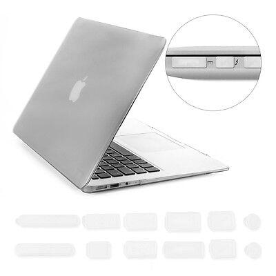 """kwmobile Hard Cover für Apple MacBook Air 11"""" Transparent Crystal Case Schutz"""