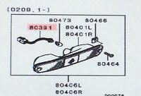4 NEW  not in box  OEM Tailight Brake Light Sockets Ford 2U5A13411DB