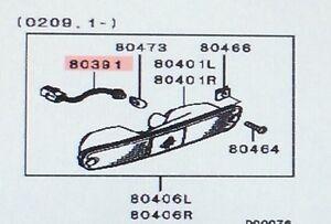 tail light socket wiring harness montero 2003 2006. Black Bedroom Furniture Sets. Home Design Ideas
