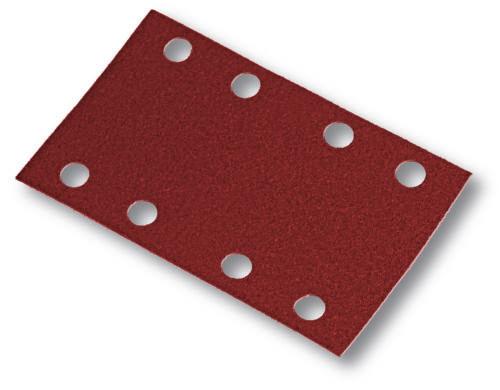 Mirka Schleifstreifen Klett Coarse Cut und Schutzauflagen verschiedene Größen