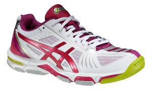 Scarpa volley Asics Gel Volley Elite 2 Low Donna B351N 0125 fine serie