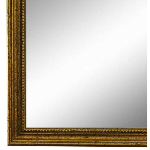 Wandspiegel Weiss Spiegel Vintage Rokoko Prunkspiegel 98x160cm