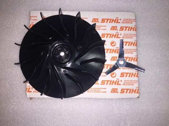 STIHL BLOWER SH55 SH85 SH56 SH86 SHREDDER BLADE OEM # 4229 768 0300