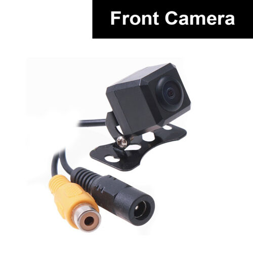 Car Auto Front View Camera Forward Bumper Mount Universal Fit Non-mirror Image