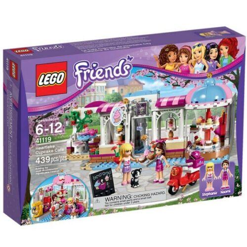 Lego Friends 41119: Le Cupcake Café D'heartlake City