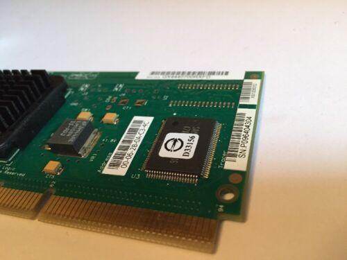 LSI Logic LSI7202XP-LC Dual-Channel PCI-X Fibre Channel Host Bus Adapter RAID