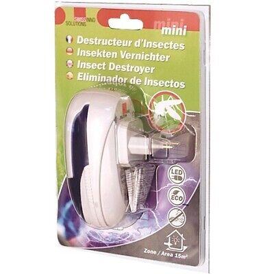 In Led Verarbeitung 1 Watt Innen Mücken Stopp Insektenschutz Exquisite Obligatorisch Swissinno Insektenvernichter Mini
