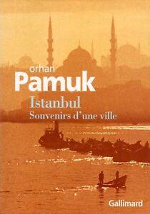 ISTANBUL-SOUVENIR-D-039-UNE-VILLE-ORHAN-PAMUK