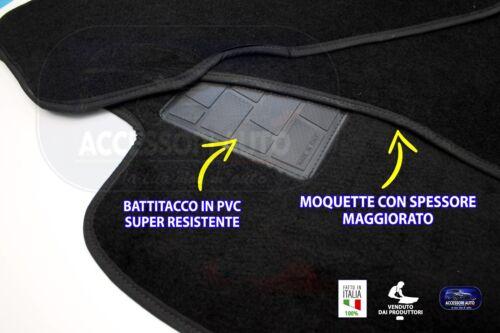 Tappetini Seat Ibiza 2010 tappeti auto antiscivolo 1 tappetino antiscivolo per