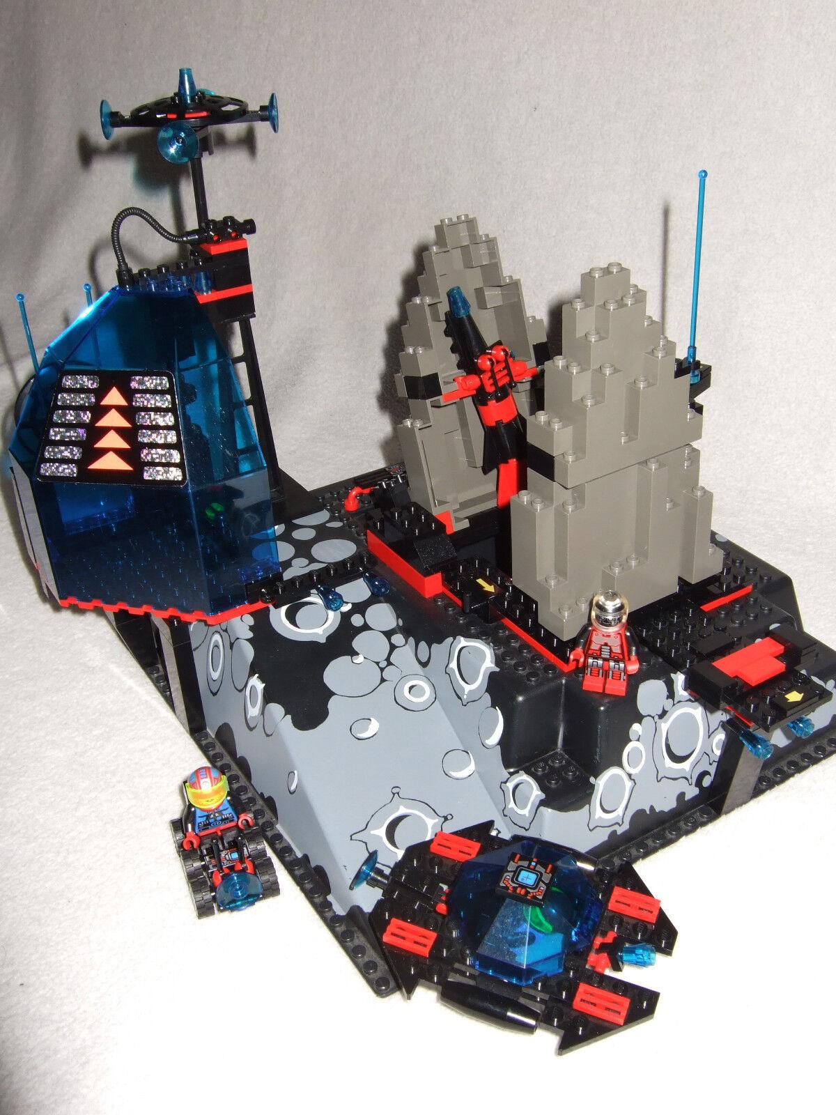 LEGO System Lunar 6959 Spyrius Berg der Mutanten Lunar System Launch Site OBA 1b769e