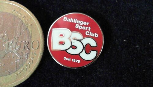 Fussball DFB original Lizenzlogo Regionalliga Pin Badge Bahlinger Sport Club BSC