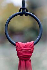 aerial ring, aerial silk, aerial fabic,vertikaltuch, luftakrobatik, shibari ring