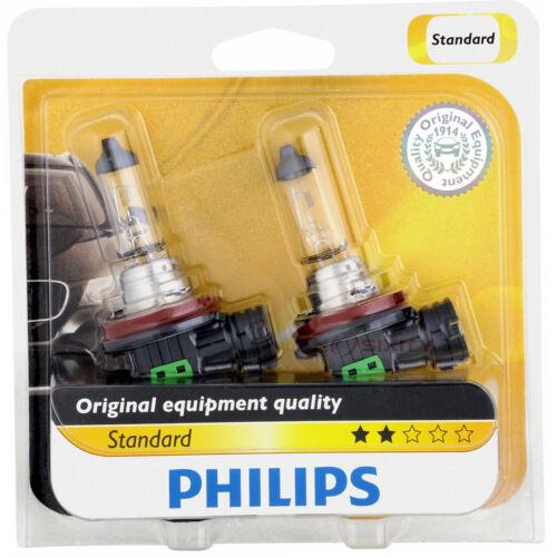 Philips H11B2 Headlight Bulb for Electrical Lighting Body Exterior  dn