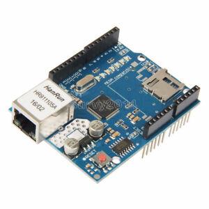 Ethernet Shield W5100 For Arduino Main Board 2009 UNO ATMega 328 1280 MEGA2560 U