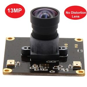Details about 13MP USB Camera Module No distortion Webcam Module for Linux  Windows Mac Android