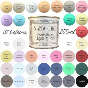 Sensational Details Zu Shabby Chic Chalk Paint For Furniture 250Ml Matt Finish Choice Of 37 Colours Download Free Architecture Designs Scobabritishbridgeorg