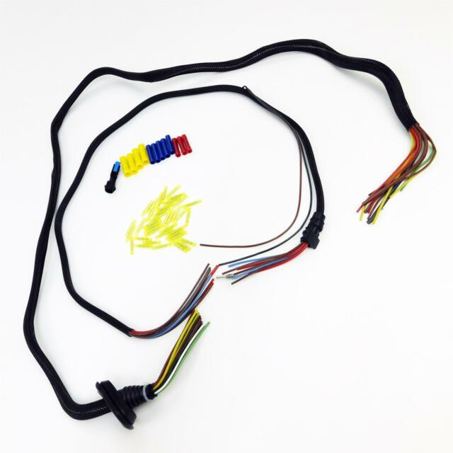 repair set wiring harness cable loom all bmw e61 tailgate left right rh ebay co uk bmw e61 wiring loom bmw e61 tailgate wiring loom replacement
