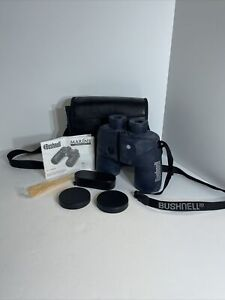 Bushnell 7x50 Marine Waterproof Fogproof  Binoculars w/Compass, Wow! 👀